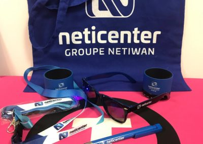 CADEAUX INAUGURATION NETICENTER