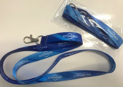 LANYARDS COVAGE